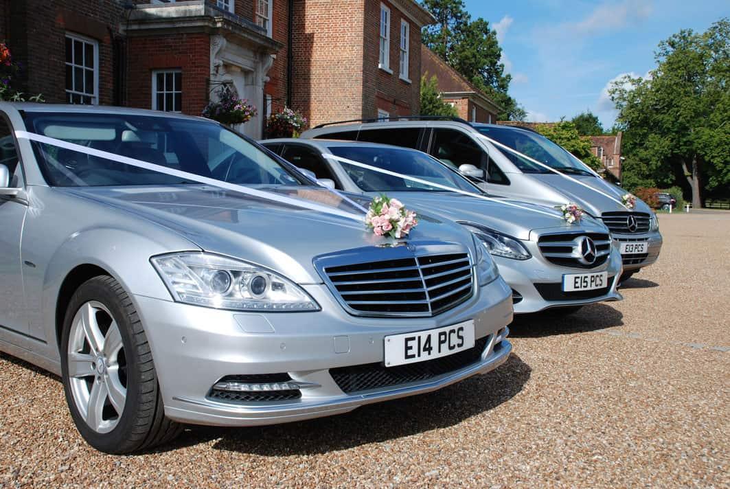 Executive Wedding Car Hire In Kent UK