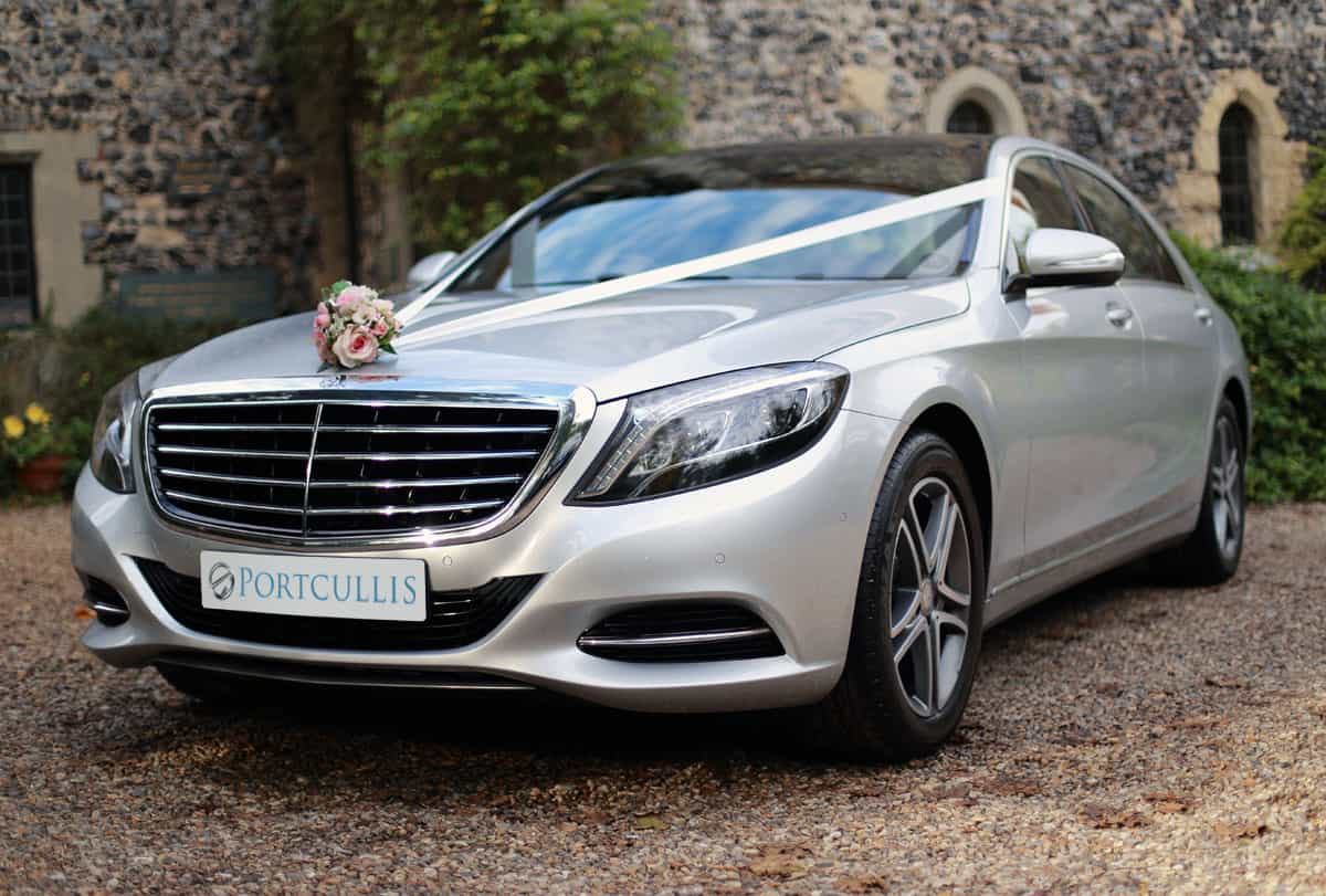 Image result for Mercedes S-Class  wedding