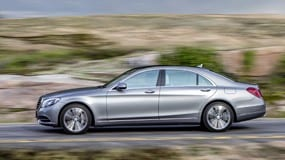 Portcullis Executive Travel | Mercedes Benz S-Class Luxury Car Hire for Executive Travel