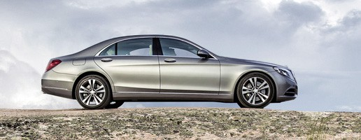 Portcullis Executive Travel | Mercedes Benz S-Class Luxury Car Hire