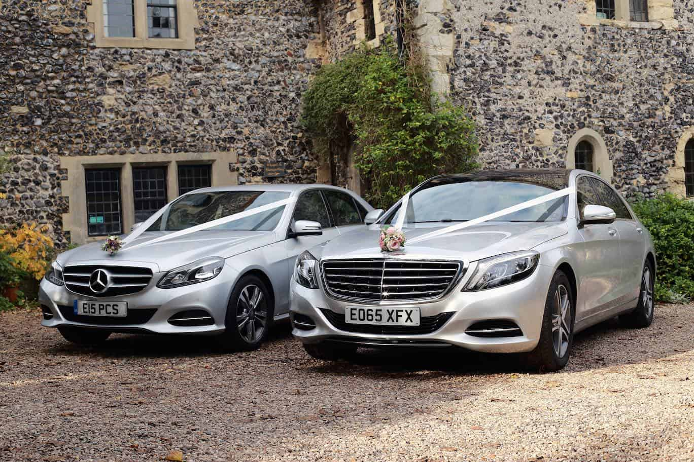 Mercedes S-Class & E-Class