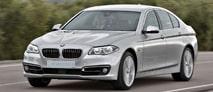 Portcullis Executive Travel | BMW 5 Series Chauffeured Car Booking