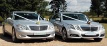 Portcullis Luxury Wedding Cars | Mercedes S-Class Professional Chauffeurs