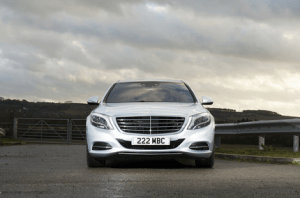 Portcullis Executive Travel | Mercedes Benz S-Class Hire