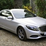 Portcullis Executive Travel | Mercedes Benz S-Class Chauffeured Car Exterior