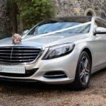 Portcullis Executive Travel | Chauffeured Luxury Mercedes S-Class Wedding Cars