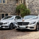 Portcullis Executive Travel | Chauffeured Luxury Mercedes S-Class and E-Class Wedding Cars