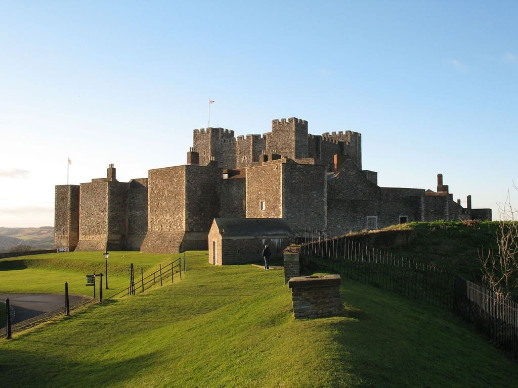 Portcullis Executive Travel   Chauffeur Tours in the UK - Dover Castle