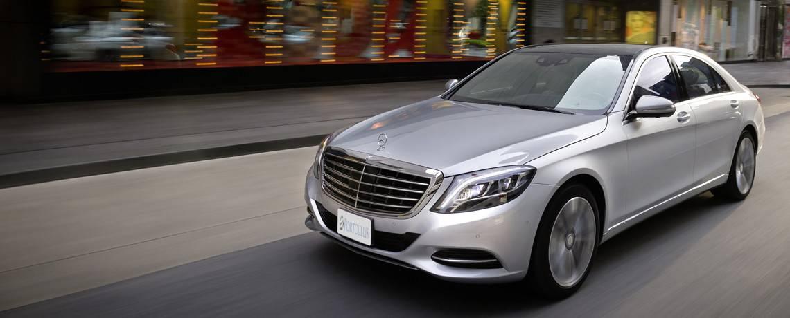 High-Calibre Range of Luxury Cars