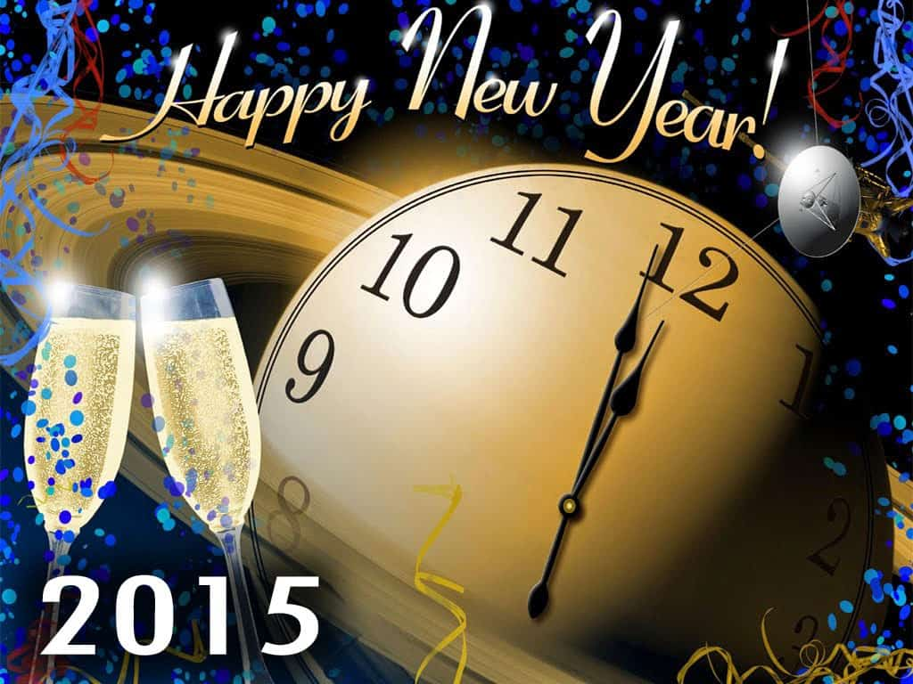Portcullis Happy New Year
