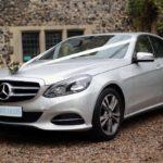 Portcullis Executive Travel | Chauffeured Luxury Mercedes E-Class Wedding Cars